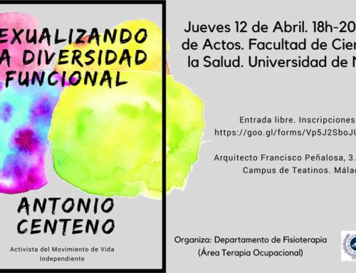 Sexualizando la diversidad funcional en Málaga