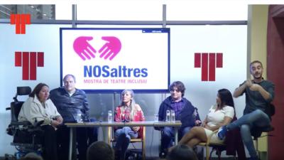 Mesa redonda con Antonio Centeno, Maria Clemente, Francesc Granja, Lucero Montoya y Rosana Torres