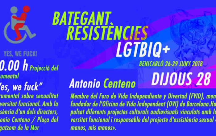 Bategant Resistències de Benicarló