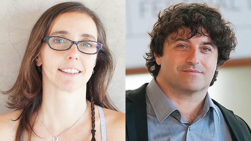 Maranta Rubiera y Antonio Centeno