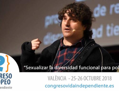 Asistencia sexual y diversidad funcional en Valencia