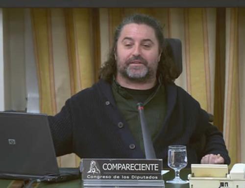La Asistencia Sexual en la Comisión para las Políticas Integrales de la Discapacidad del Congreso