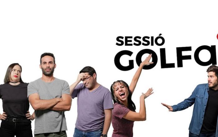 Componentes del programa Sessió Golfa