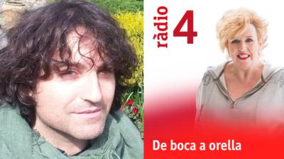 Antonio Centeno en 'de boca a orella'
