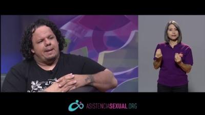 Luis Flores en el programa Nexos
