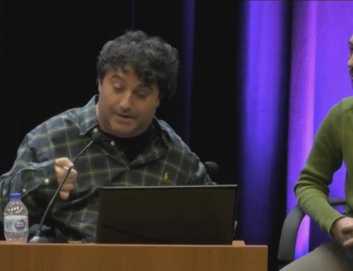 """Asistencia sexual en el """"Congreso Debates Feministas en torno a la Discapacidad"""""""