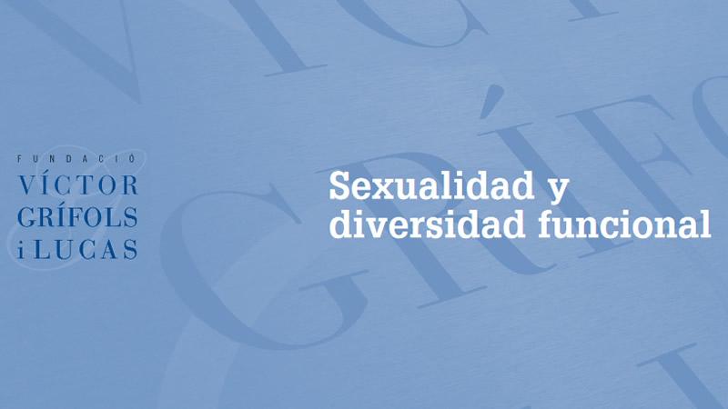 """Portada del Cuaderno """"Sexualidad y diversidad funcional"""""""