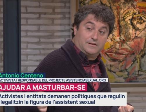 L'assistència sexual: ajudar persones amb diversitat funcional a masturbar-se